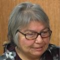 Collette Goodchild (Aadsookaanan Gaa-gii-bzindang Ko)