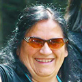 Esther Michano (WaaWaa Immersion Instructor)