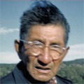 Louis Goodchild (1959 Speaker of Biigtigong Nishnaabemwin)