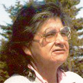 Mathilda Michano (Present-day Speaker of Biigtigong Nishnaabemwin)