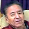 Ronnie Moses (Present-day Speaker of Biigtigong Nishnaabemwin)