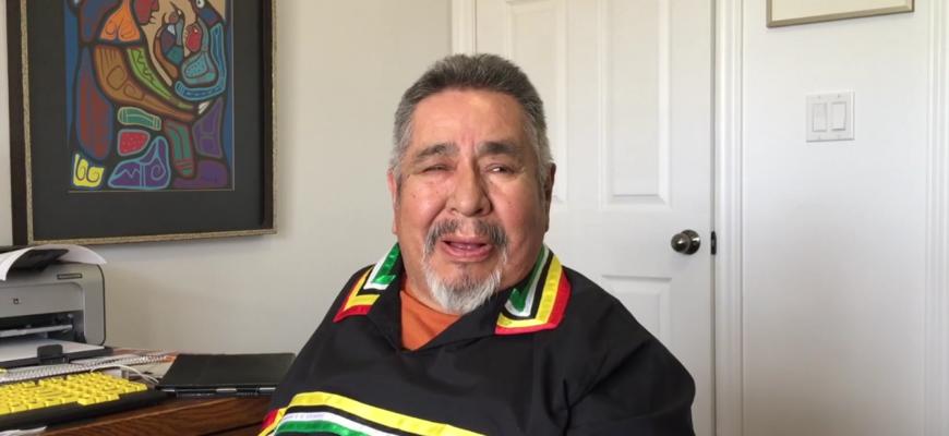 Herb Nabigon, Biigtigong Elder