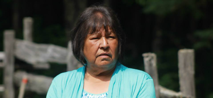 Thelma Nabigon, Biigtigong Elder