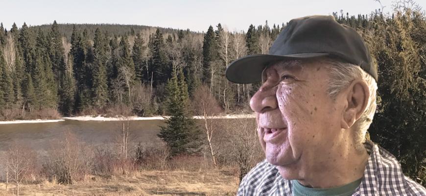 Steve Twance, Biigtigong Elder